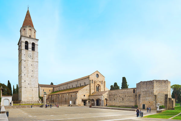 Aquileia la Basilica - foto Alessio Buldrin per www.fotoegraficaimmagini.com