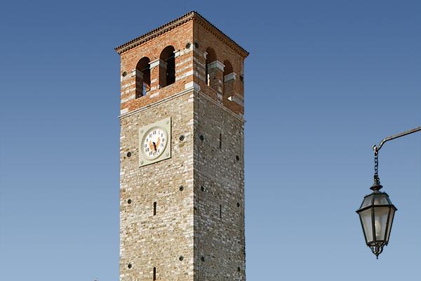 Marano Lagunare, la torre millenaria - foto Alessio Buldrin