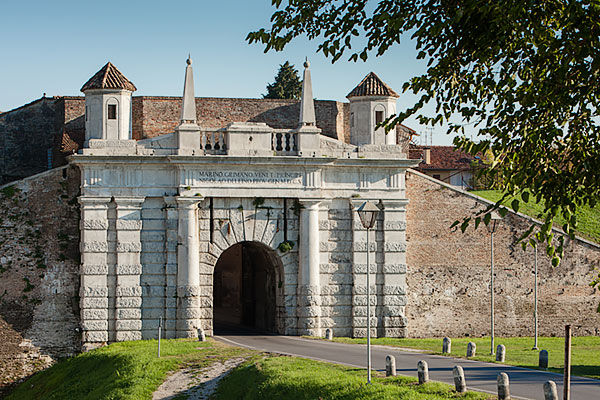 Palmanova Porta  Udine - foto Alessio Buldrin