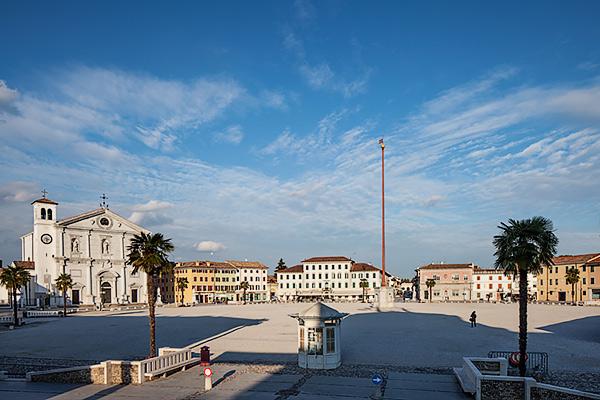 Palmanova Piazza grande - foto Alessio Buldrin