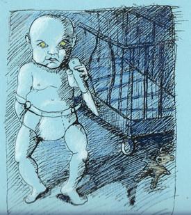 Thema: Terror im Kinderzimmer