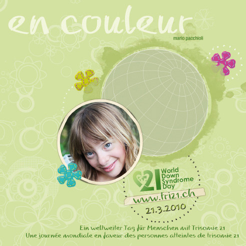CD Cover, front