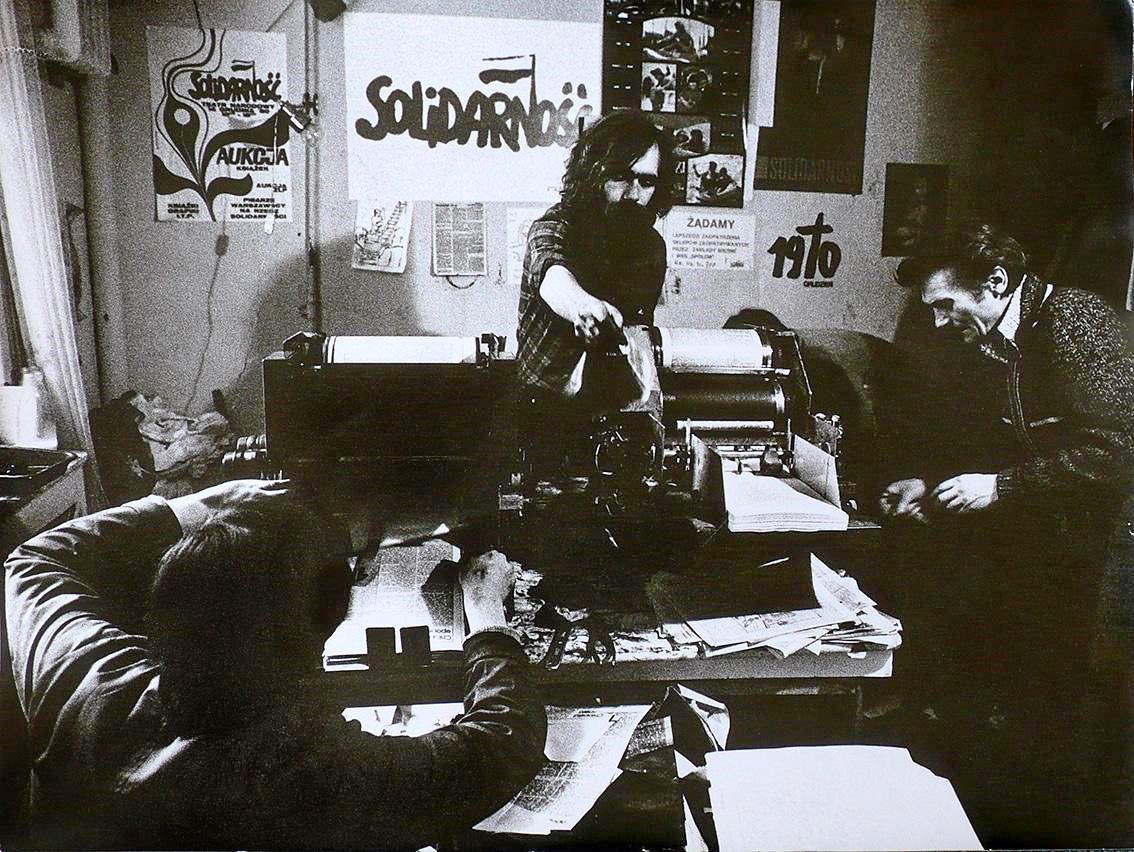 Die Druckerei