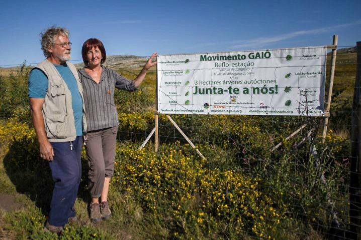 Seit 2018 ist Movimento Gaio ein Umweltschutzverein.  Der Gaio ist der Eichelhäher.