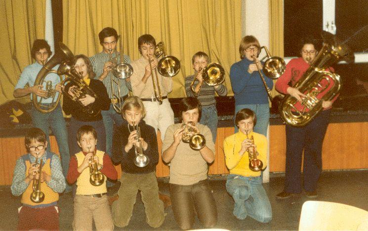 Gründungsmitglieder (1976)