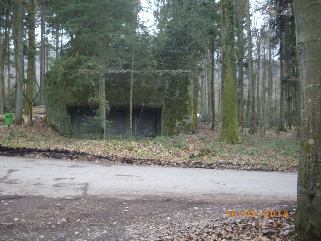 Bunker Näher Sisseln