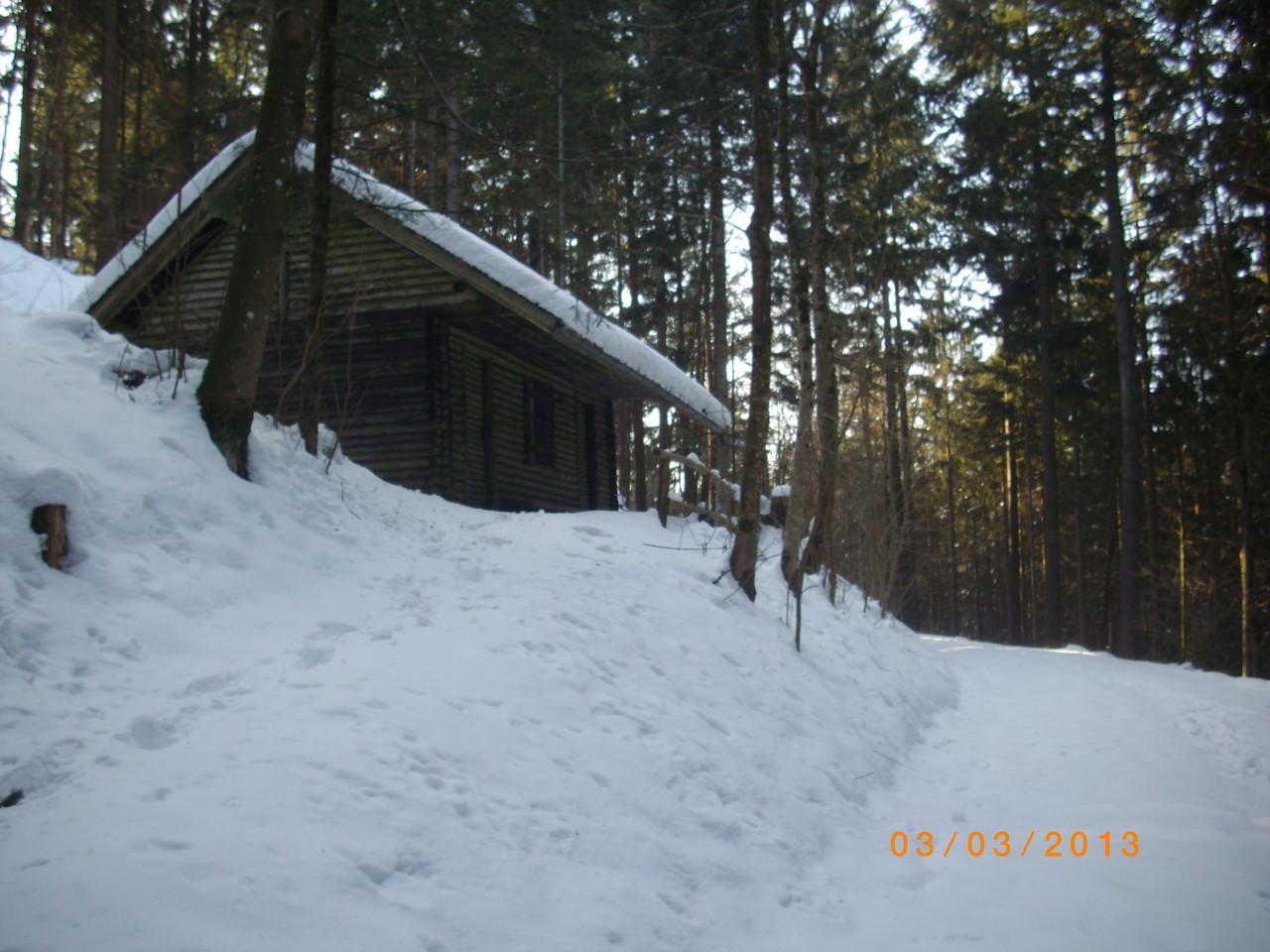 Nähe Bärenfels