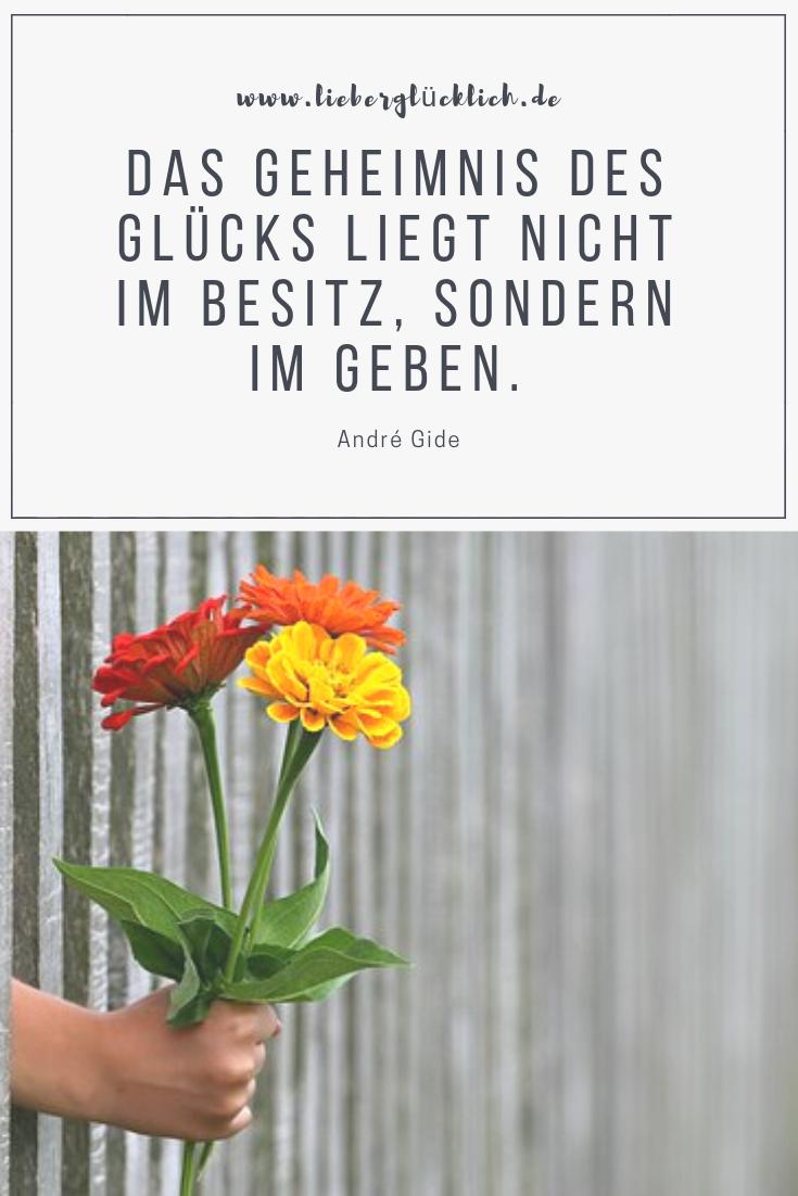 Über das Glück des Gebens - Blog Wege zum Glück Katja Otto Berlin Lebensberatung ganzheitliche energetische Pschotherapie