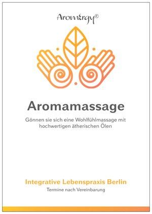 Aromamassaggen für Frauen in Berlin Schöneberg, energetische Massage mit ätherischen Ölen
