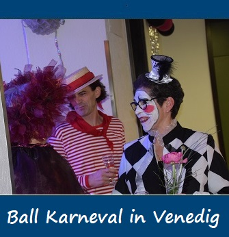 2019-02-01 Chorball Karneval in Venedig