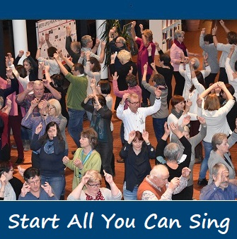 2018-03-01 Start Chorprojekt All You Can Sing