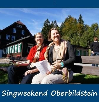 2012-10-06 bis 10-07 Singwochenende Oberbildstein