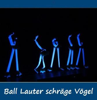 2017-02-03 Ball Lauter schräge Vögel