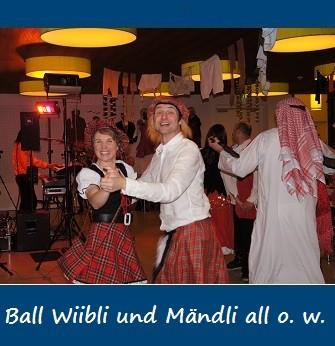 2015-02-06 Ball Wiibli und Mändli all over the world