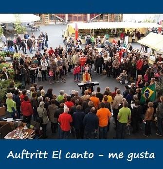 2014-05-17 Auftritt El canto - me gusta! Blauer Platz