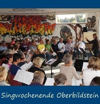 2011-09-24 bis 2011-09-25 Singwochenende Oberbildstein