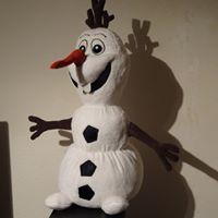 Olaf, mascotte au centre de loisirs sur une période de vacances d'hiver ...
