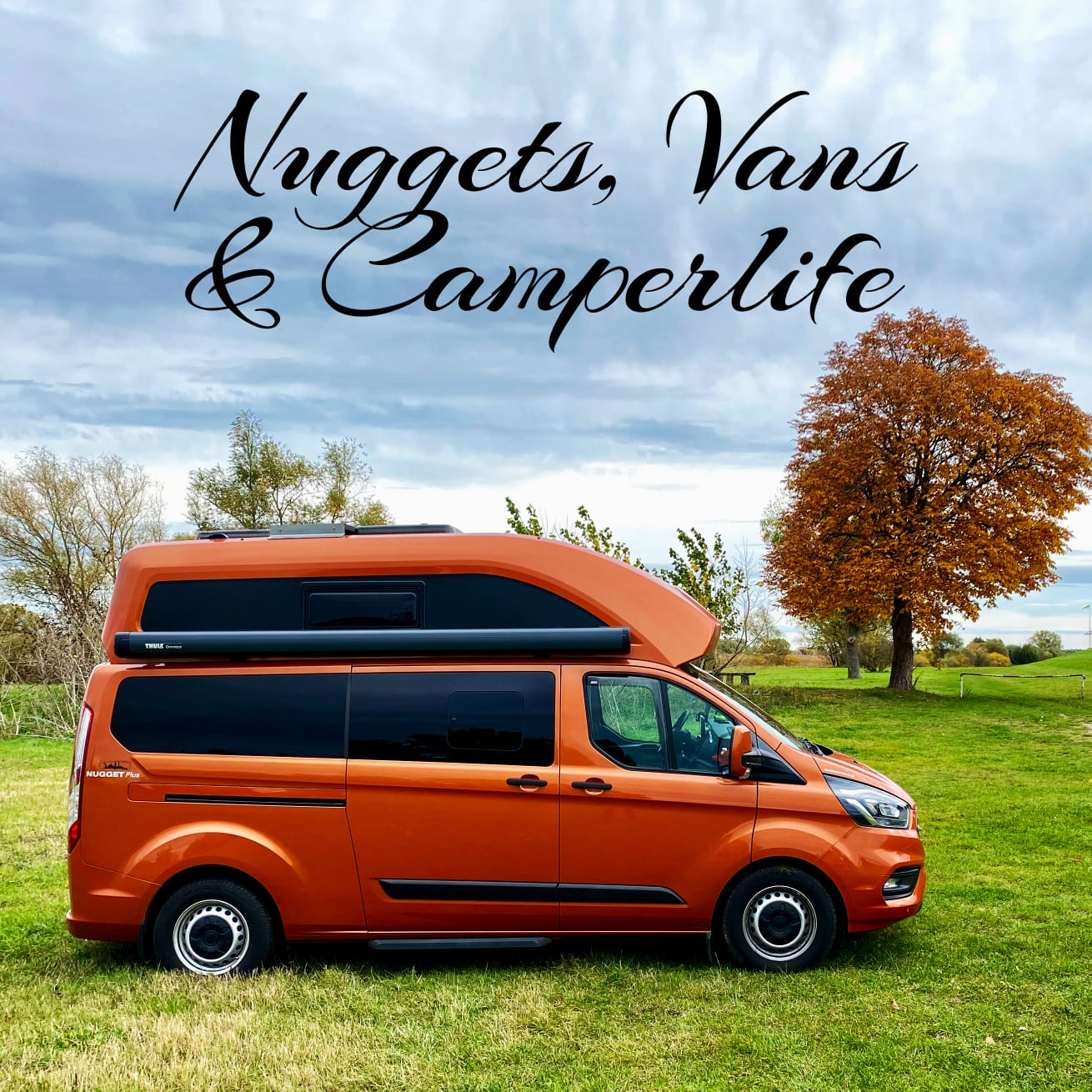 """Podcast """"Nuggets, Vans & Camperlife"""""""