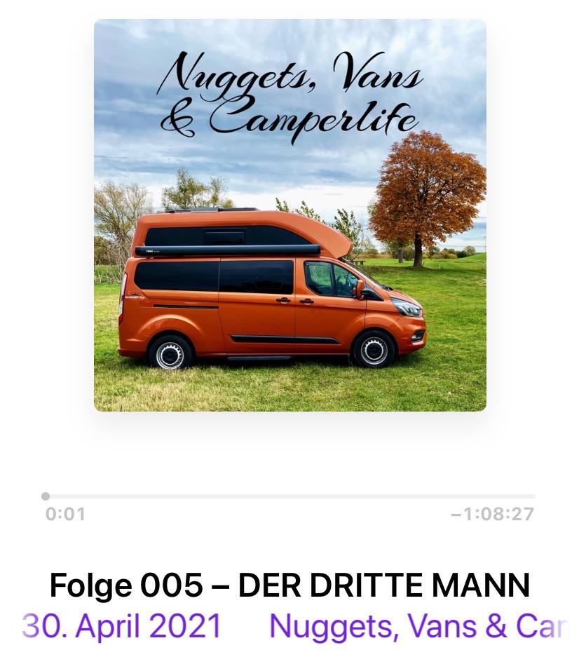 Podcast Episode 5 - Der dritte Mann - feat. Tiemo Etzold