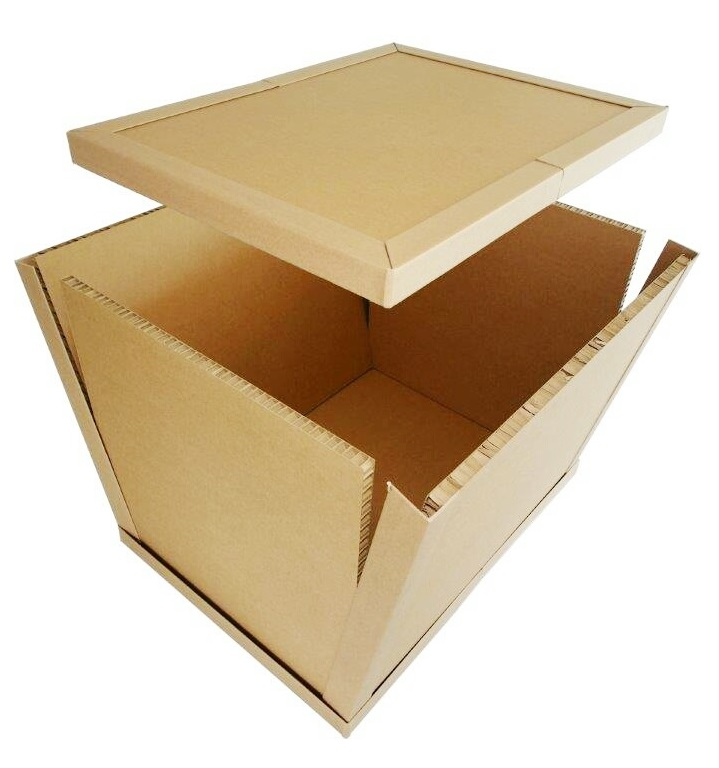 Box als Kit - geöffnet
