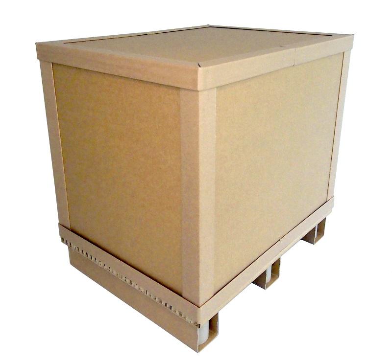 Box als Kit - geschlossen