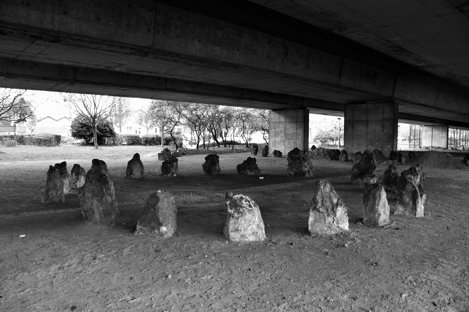 Menhirs - Photo - Constant JOSSE