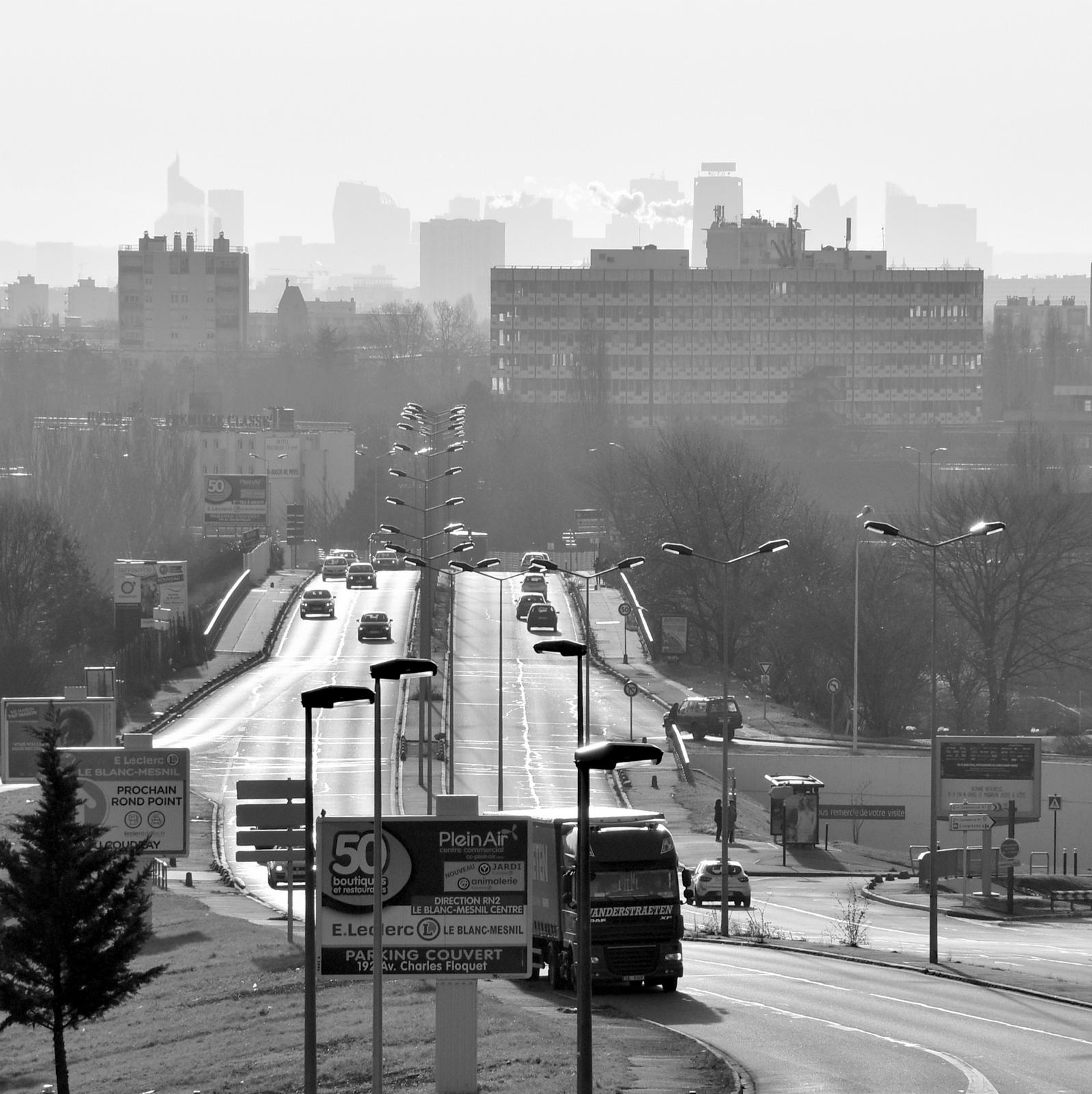 Aulnay City - Photo - Maud WERY