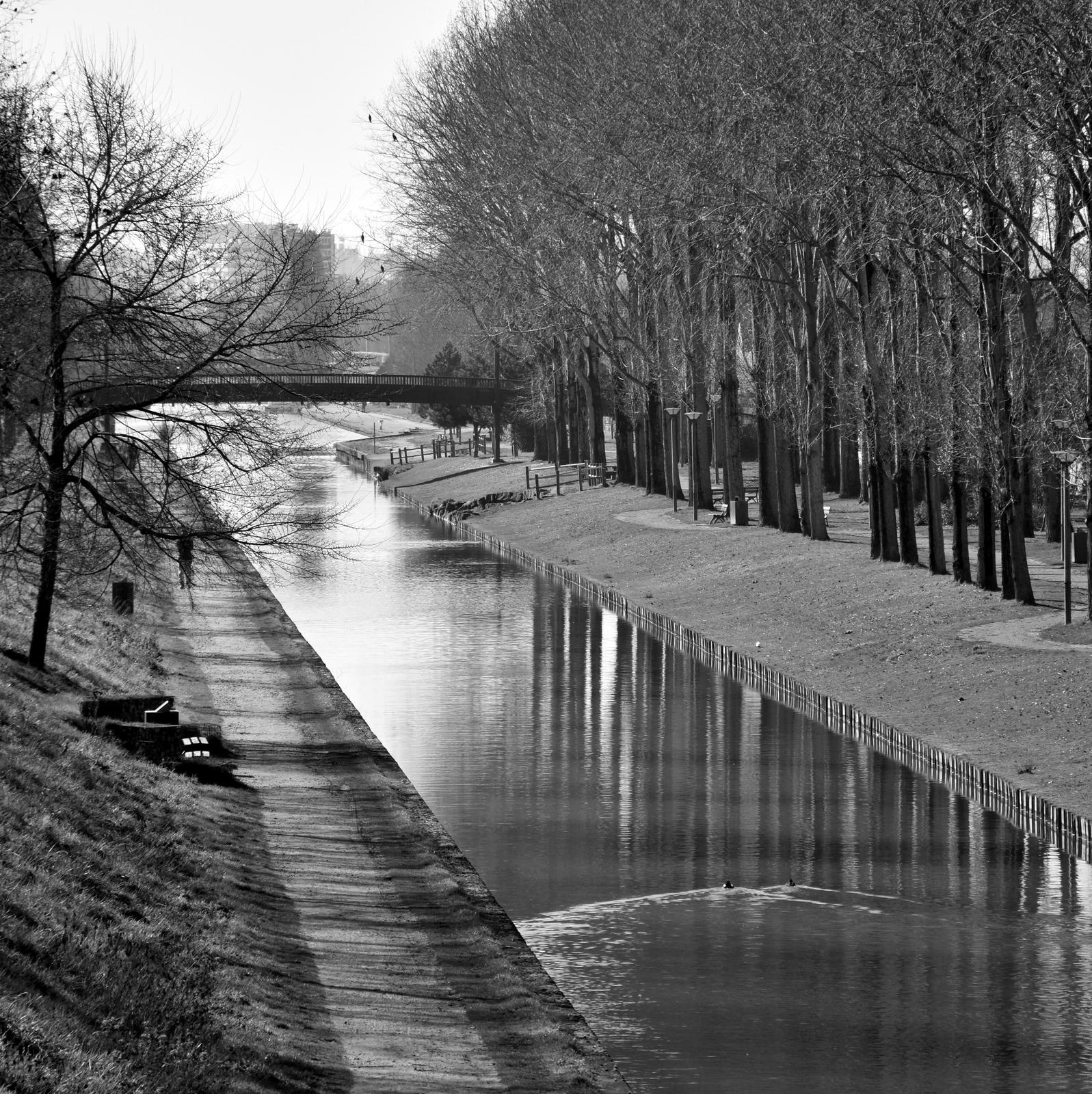 Au fil de l'eau - photo - Constant JOSSE
