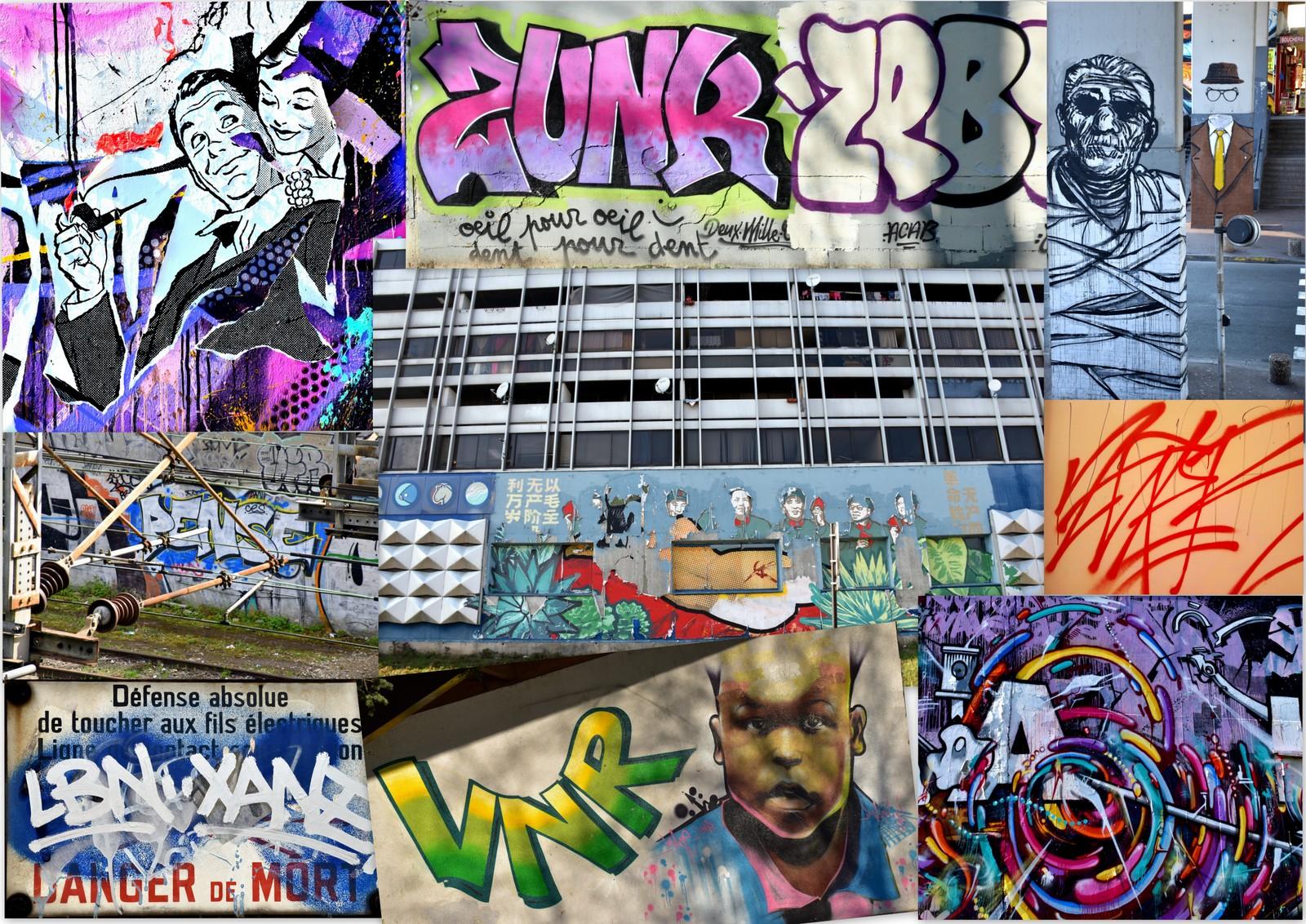 Grafs collection - Montage photos - Constant JOSSE