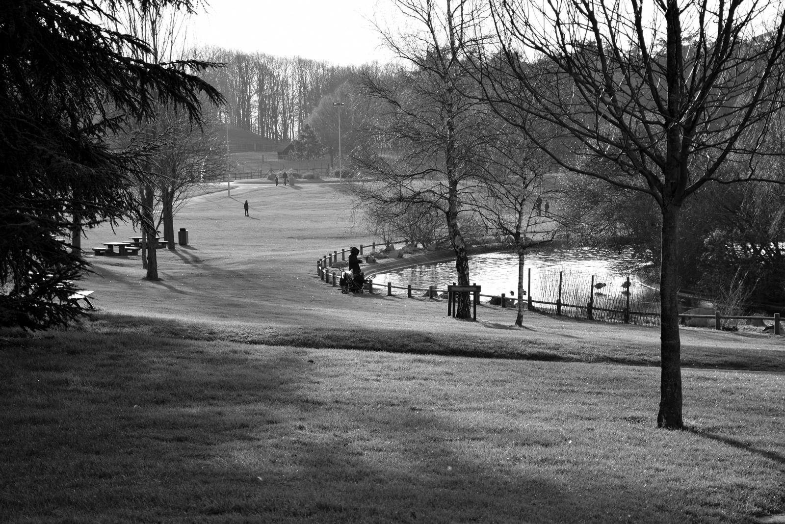 Parc Robert Ballanger - Photo - Constant JOSSE