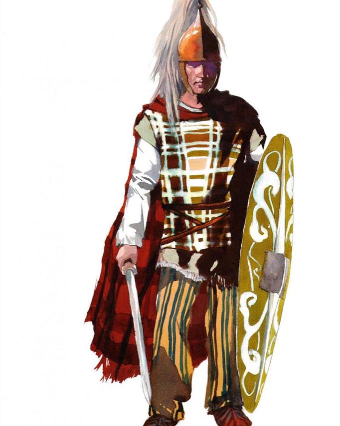 Costumes pour les animateurs des Grands jeux romains à Nîmes - 2017