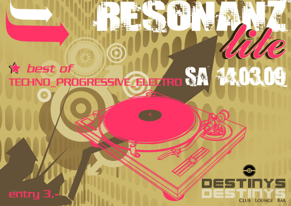 "Flyer ""Resonaz lite"""