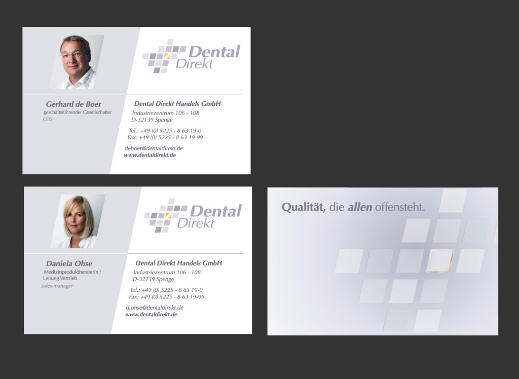 Corporate Design - Dental Direkt