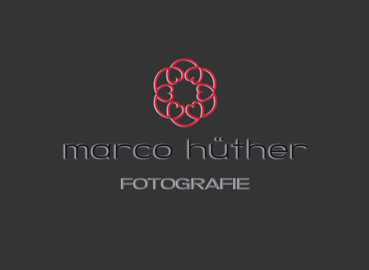 Corporate Design Marco Hüther Fotografie