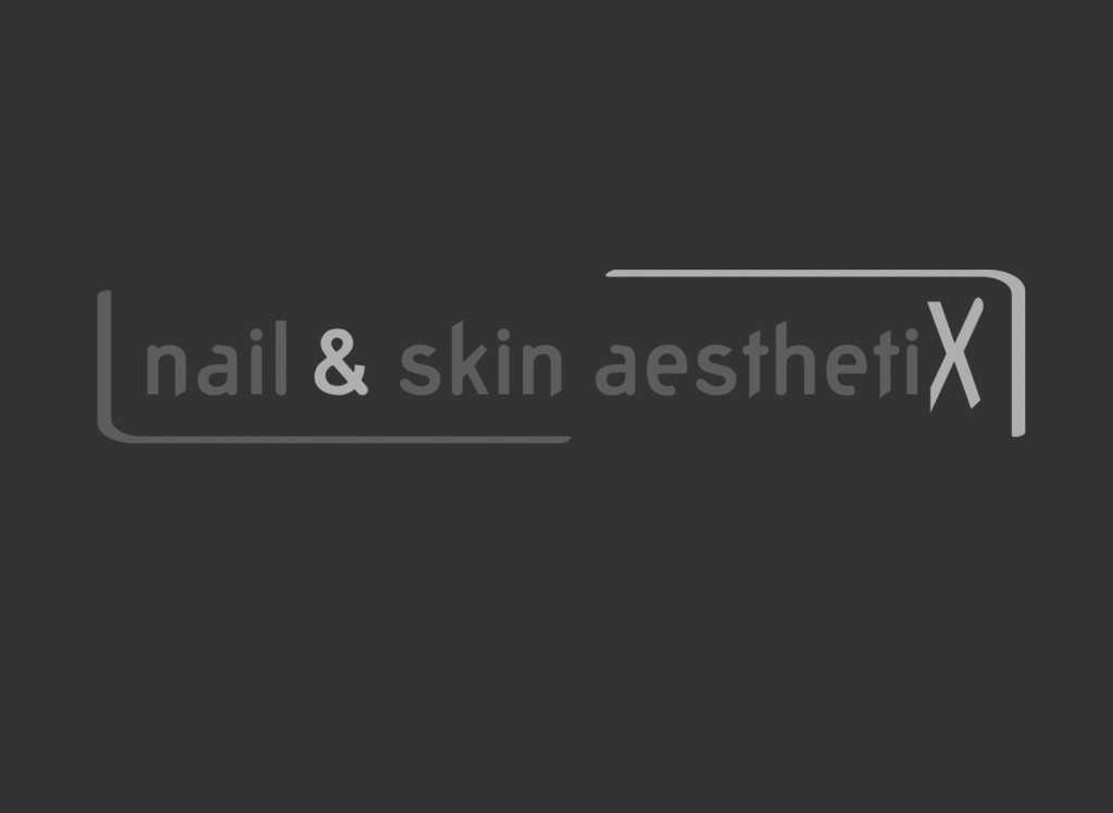 Corporate Design - nail & skin aesthetiX
