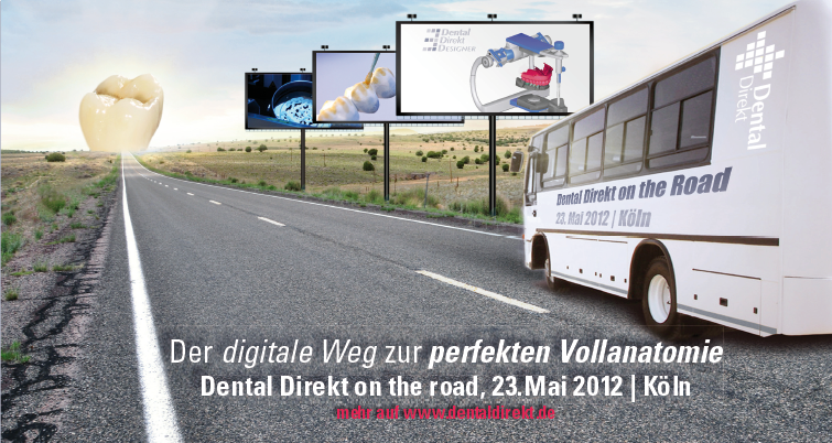 Dental Direkt – Veranstaltungsbeileger Roadshow