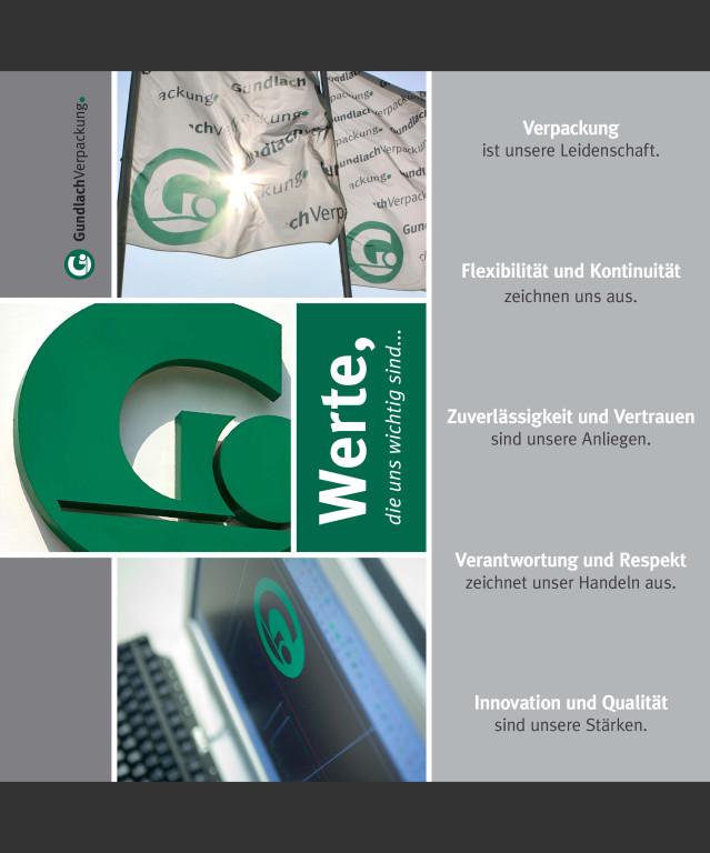 Imageplakate – Gundlach Verpackung, Oerlinghausen