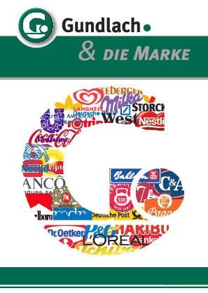"""Broschüre """"Gundlach & die Marke"""""""
