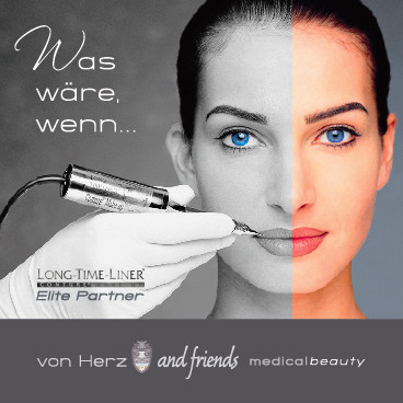 Infobroschüre Conture Make-up –  von Herz and friends