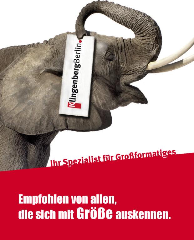 Unternehmensbroschüre – Klingenberg Berlin