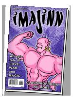 Imajinn Poster/Cover