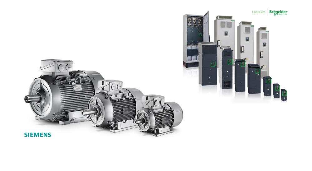 Produkt Übersicht Antriebstechnik & Automatisierungstechnik