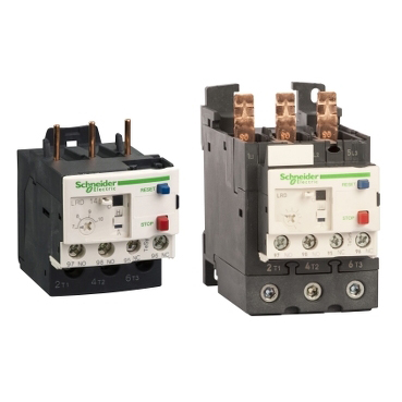 Motor protection relays TeSys © Schneider Electric GmbH 2020, All rights reserved