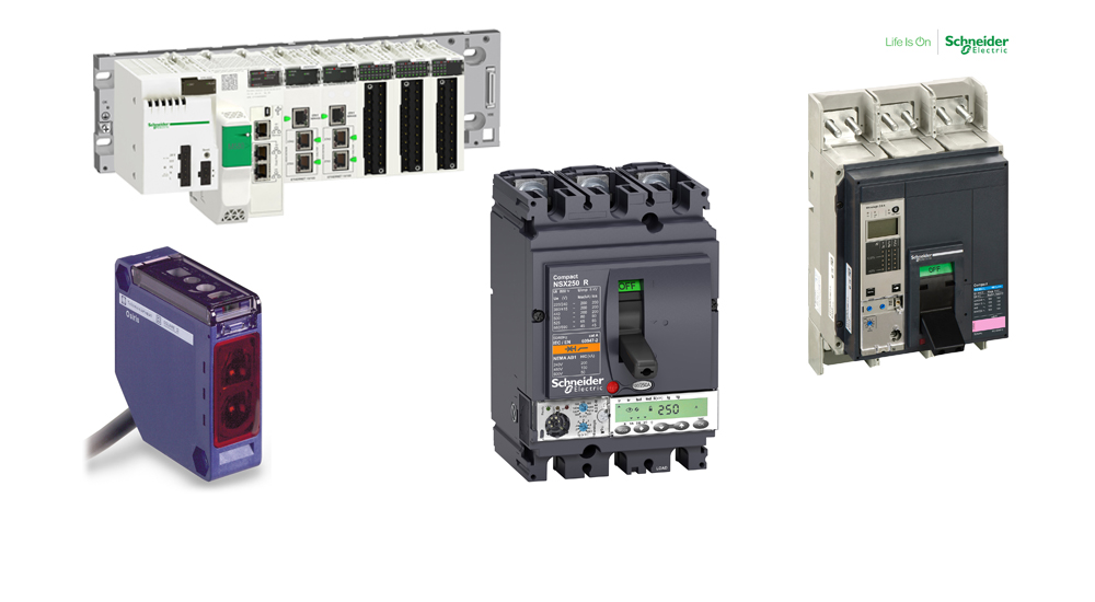 product range control cabinet technology