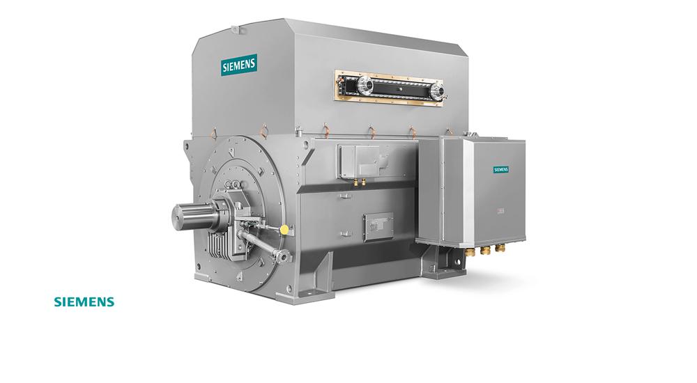 high voltage motors & generators
