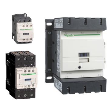 Schütze TeSys © Schneider Electric GmbH 2020, Alle Rechte vorbehalten