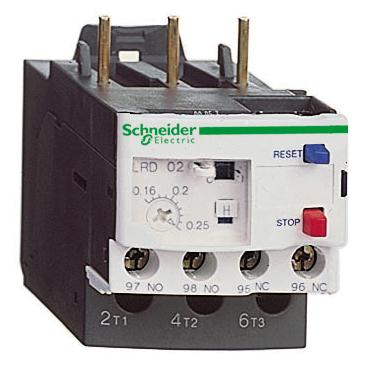 Motorschutzrelais TeSys LRD © Schneider Electric GmbH 2020, Alle Rechte vorbehalten