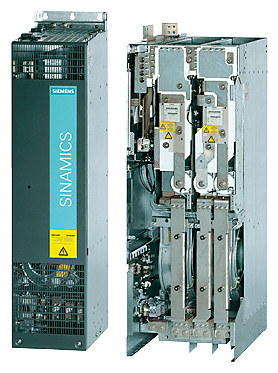 SINAMICS G130 chassis units power module © Siemens AG 2020, All rights reserved