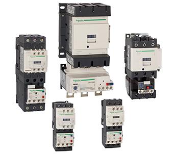 Schütze TeSys D Starter Gruppe © Schneider Electric GmbH 2020, Alle Rechte vorbehalten