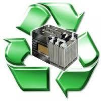 Retiramos la bateria vieja y gestionamos el residuo.